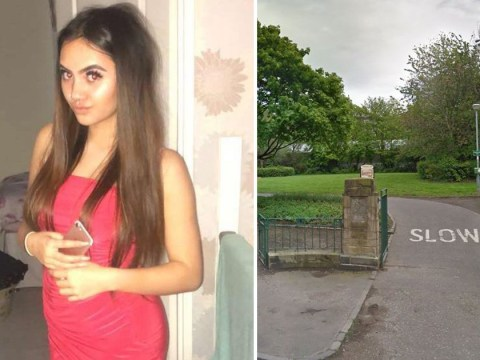 Aspiring model found dead in park after night out with friends