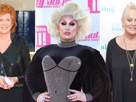 From Cilla Black to Kim Woodburn: Drag Race UK release first look at tonight's Snatch Game and we're in for a lorra, lorra, fun