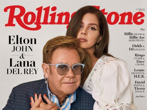 Elton John 'distressed' to see Lana Del Rey 'crucified' over 2012 SNL performance