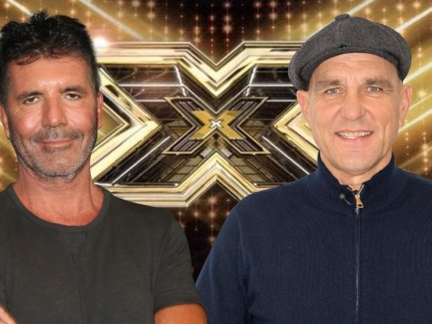 X Factor Celebrity: Vinnie Jones says that Simon Cowell has 'gone soft' – and should get a neck tattoo