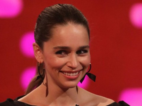 Emilia Clarke started crying the first time she met Beyonce and Jay-Z – because she had 'too many drinks'