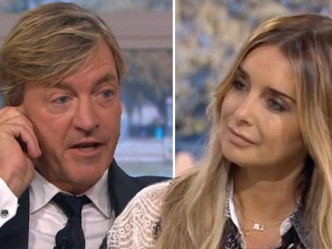 Richard Madeley asks Louise Redknapp why her marriage ended and viewers can't get over it