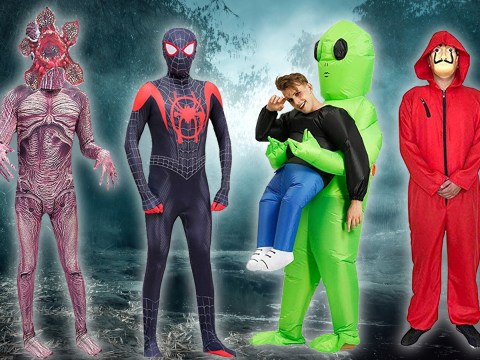 The top trending Halloween costumes for 2019