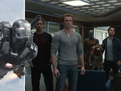 Don Cheadle's War Machine was almost US Vice President in Avengers: Endgame