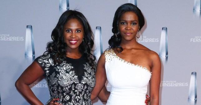 Strictly's Motsi and Oti Mabuse