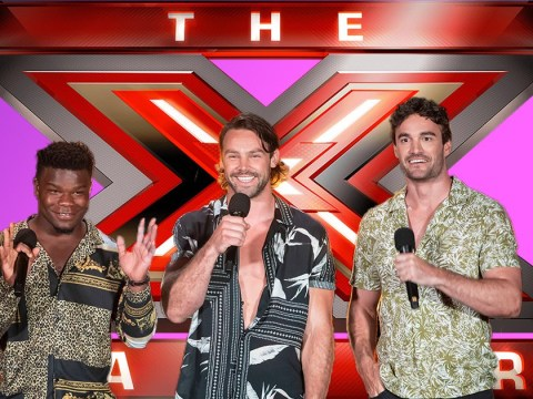X Factor Celebrity producers 'concerned' as Try Star set for 'raunchiest performance ever'