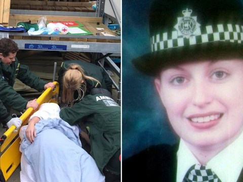 Police officer suing Wickes after shelving unit fell on her during storm