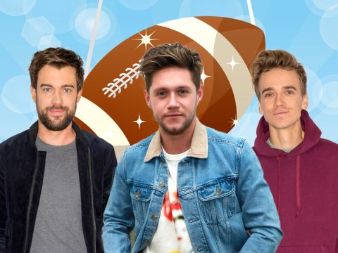 Niall Horan slams 'unbearable' English rugby fans as Joe Sugg and Jack Whitehall celebrate semi-final win
