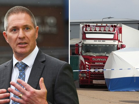 Work to identify 39 migrants found in lorry will 'take some time'