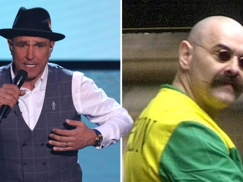 X Factor Celebrity: Vinnie Jones sent message of support from notorious criminal Charles Bronson