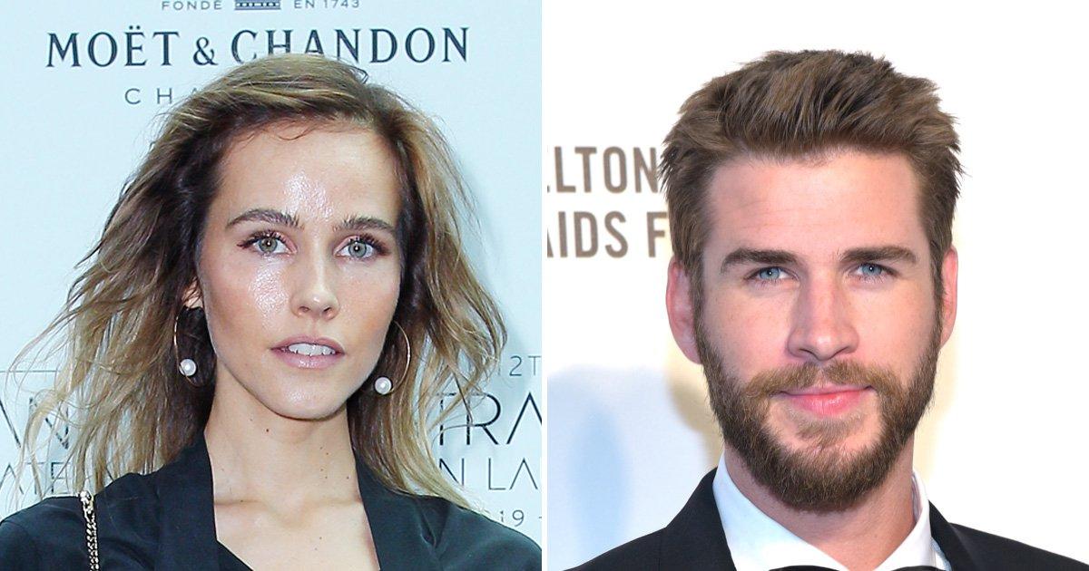 som er dating som Liam Hemsworth stor åpning linjer for online dating meldinger