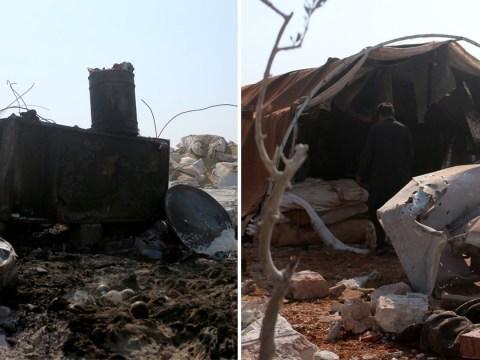 Inside the makeshift camp where Isis leader Abu Bakr al-Baghdadi died