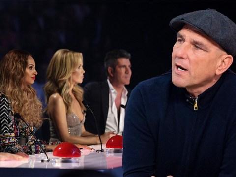 Vinnie Jones eyeing up Britain's Got Talent judging role after X Factor success