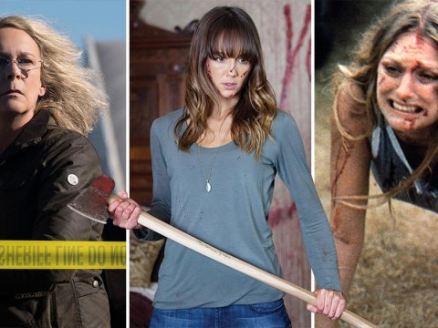 9 badass final girls in horror movies from Halloween's Laurie Strode to You're Next's Erin