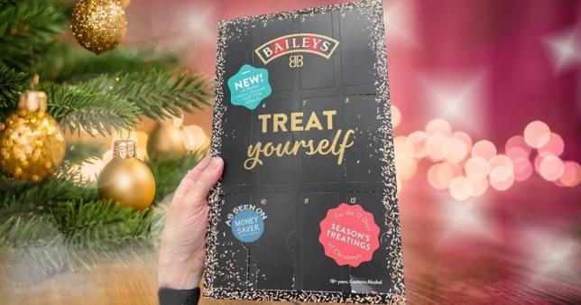 The £20 Baileys advent calendar at Asda