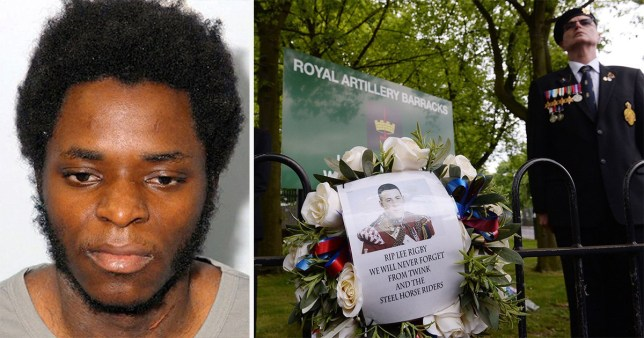 Michael Adebowale, 28, pleaded guilty to punching a healthcare assistant (Picture: PA)