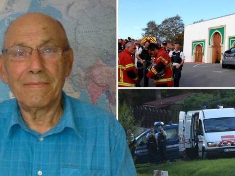 Hero Muslim pensioners 'stop former far-right politician burning down mosque'