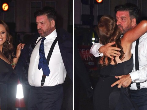 I'm A Celebrity's Emily Atack and Nick Knowles enjoy cosy reunion as new series nears