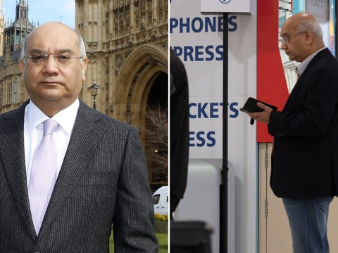Keith Vaz rushed to hospital hours after damning report on cocaine scandal