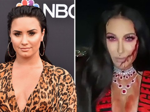 Demi Lovato supports Jaclyn Hill's controversial 'cancelled' Halloween costume after lipstick scandal