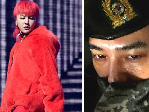 Big Bang's G-Dragon marks end of military service with string of emotional photos
