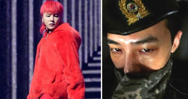 Big Bang's G-Dragon