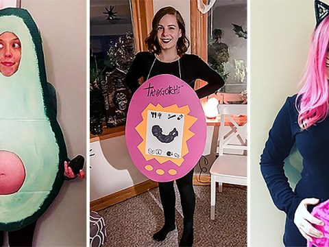 The best last-minute Halloween costumes for pregnant women