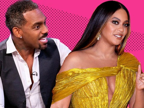 Richard Blackwood insists Beyonce 'never tried it on' as he lifts lid on close friendship