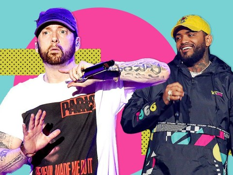 Eminem reunites with rapper Joyner Lucas as snippet of new song What If I Was Gay leaks online