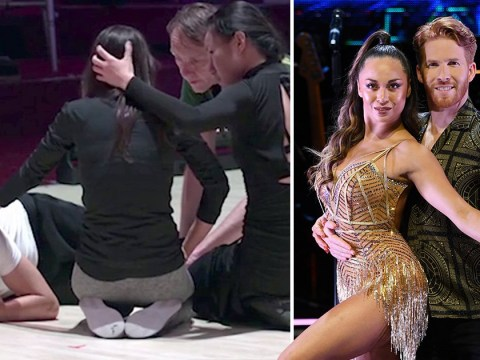 Strictly's Will Bayley could be forced to quit show after fall as Katya and Neil Jones also face injuries