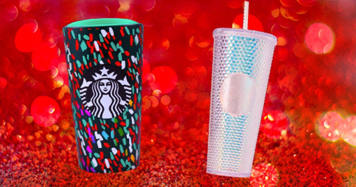 Free Starbucks reusable cup on Thursday, Nov. 7 with holiday