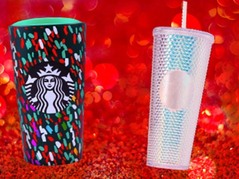 Starbucks' Christmas cups have a release date – and it's soon