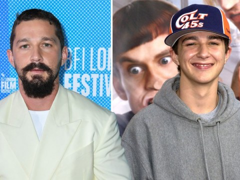 Shia LaBeouf developed PTSD after child stardom but mistook it for alcoholism before diagnosis