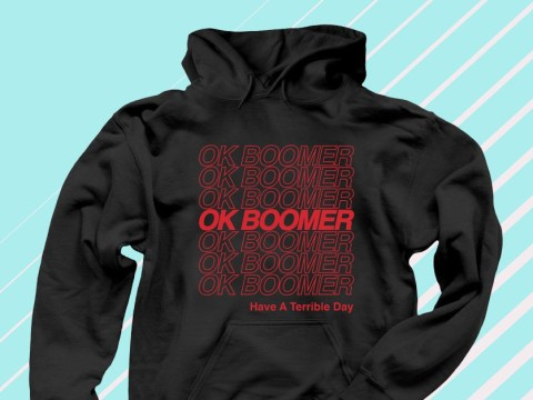 Why do young people keep saying 'ok boomer'?