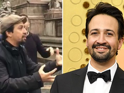 Hamilton's Lin-Manuel Miranda rapping about Cardiff is everything