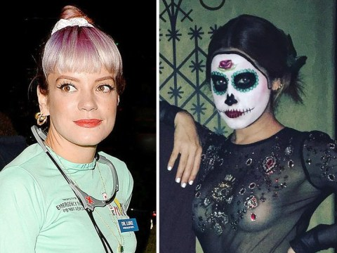 Most controversial celeb Halloween costumes from Lily Allen's Dr Luke to Hilary Duff's Pilgrim