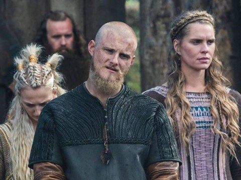 Is Bjorn mourning Lagertha? Vikings star Alexander Ludwig shares new season 6 photos