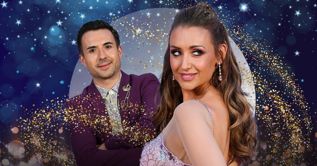 Strictly fans want Catherine Tyldesley back