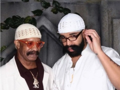 Drake dresses up as his dad Dennis for Halloween and it's pretty hilarious