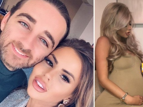 Pregnant Love Island star Hannah Elizabeth split from fiance 'as soon as she found out she was expecting'