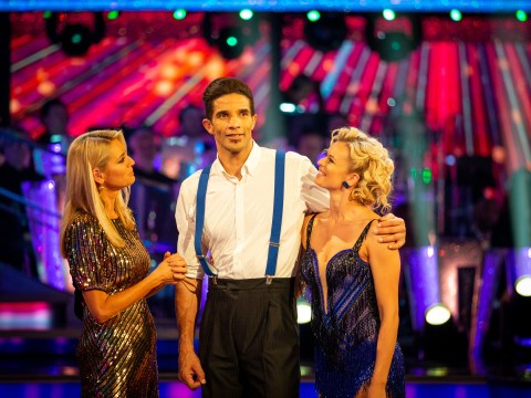 Strictly Come Dancing's David James becomes fourth celebrity to be eliminated