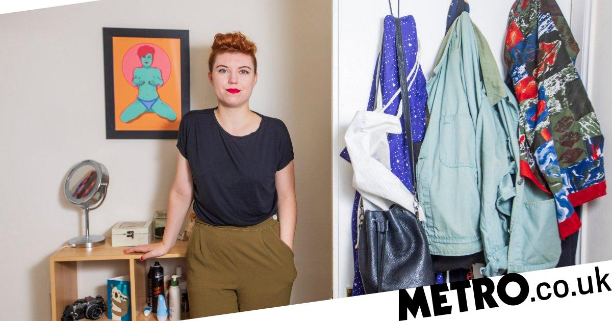 What I Rent: Dayna, £400 a month to share a two-bedroom flat in Leith, Scotland