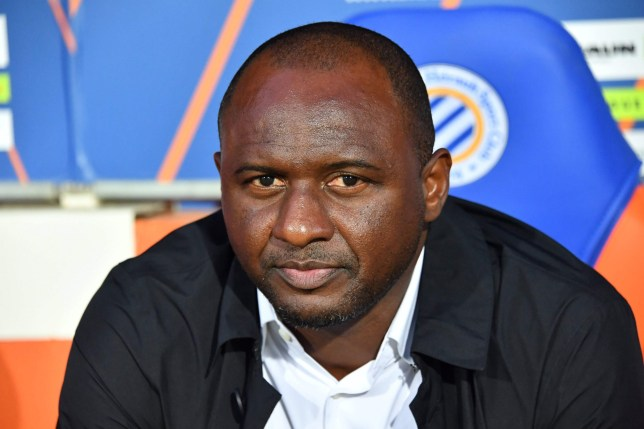 Patrick Vieira says he would want to manage Arsenal one day