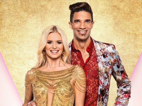 David James slams Strictly curse rumours with Nadiya Bychkova: 'I'm not on Love Island'