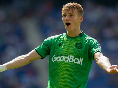 Martin Odegaard intends to see out Real Sociedad loan spell amid transfer interest form Man Utd & Arsenal