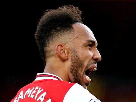 Unai Emery explains how Pierre-Emerick Aubameyang has emerged as a leader at Arsenal