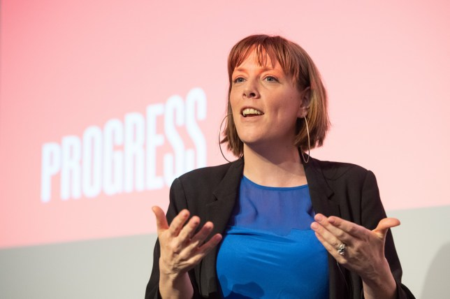 EMBARGOED TO 2230 SUNDAY JUNE 9 File photo dated 11/5/2019 of Jess Phillips. A cross-party group of eight high-profile MPs has backed calls for the Government to lobby for stronger global protections for women workers from harassment.