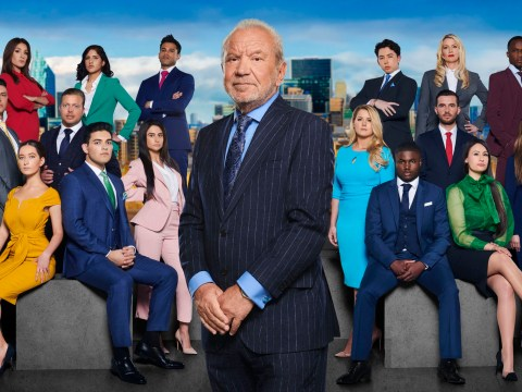 What time is The Apprentice on BBC One and who joins Lord Sugar on the show?