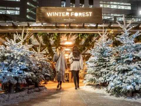 A pop-up winter festival is coming and of course it's Insta-worthy
