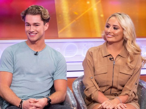Are Saffron Barker and AJ Pritchard dating after Strictly Come Dancing partnership?